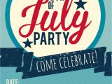 4th Of July Party Invite 4th Of July Printable Invitations Free Printable Included