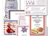 4th Of July Party Invite Ideas 4th Of July Party Planning and Invitations the