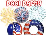 4th Of July Pool Party Invite Pin by Tresa Horner On 4th Of July