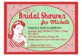 50 S Bridal Shower Invitations Nifty 50 39 S Bridal Shower Invitation Zazzle