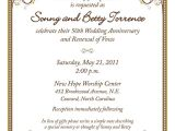50 Wedding Anniversary Invitations Wording 17 Best Images About 50th Anniversary Party On Pinterest