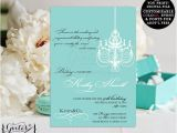 50th Birthday Brunch Invitations 50th Birthday Breakfast themed Printable Invitations