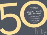 50th Birthday Invitation Ideas for Him 50th Birthday Invitations for Him A Birthday Cake