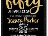 50th Birthday Invitation Ideas the 50th Birthday Invitations Ideas