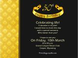 50th Birthday Invitation Ideas Wording 50th Birthday Invitation Wording Samples Wordings and