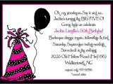 50th Birthday Party Invitation Wording Invitation for 50th Birthday Party New Party Ideas