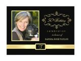 50th Birthday Party Invitations with Photo 50th Birthday Party Invitations with Photo Zazzle