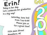 5th Grade Graduation Invitation Template Meghily 39 S Oh the Places You 39 Ll Go Graduation Invite