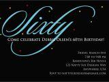 60th Birthday Invitations for Him Custom 60th Birthday Invitation by Nattysuedesigns1 On Etsy