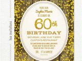 60th Birthday Invites Free Template 60th Birthday Invitation Templates – 24 Free Psd Vector