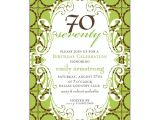 70 Year Old Birthday Invitations 70 Year Old Birthday Quotes Quotesgram