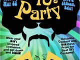 70s Party Invitations Templates 1000 Images About Battle Of the Bands On Pinterest