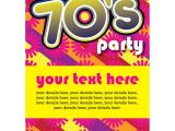 70s Party Invitations Templates 70 39 S Flower Power Party Invitations Buzz Invites