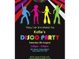 70s theme Party Invitations Disco theme Party Invitations A Birthday Cake