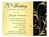 70th Birthday Invitation Wording Examples 70th Birthday Surprise Party Invitations