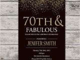 70th Birthday Invitations for Female 17 Best Ideas About 70th Birthday Invitations On Pinterest
