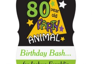 80 Year Old Birthday Party Invitations 1 000 80 Year Old Invitations 80 Year Old Announcements