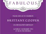 80 Years Birthday Invitation Template 10 Sample Images 80th Birthday Party Invitations