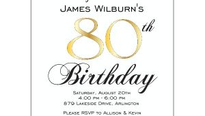80 Years Birthday Invitation Template 80 Years Old Birthday Invitations Free Invitation