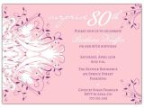 80th Birthday Invitation Sample Quotes for 80th Birthday Invitation Quotesgram