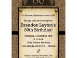 80th Birthday Invitation Wording Snakeskin Antique 80th Birthday Invitations Paperstyle