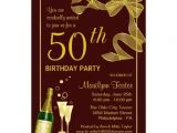 85 Year Old Birthday Invitations 24 Best 50th Birthday Invitation Templates Images On