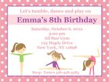 8th Birthday Invitation Templates Awesome Princess themed Invitation Template