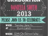 8th Grade Graduation Invitation Ideas Personalized Graduation Printable Invitation 8th Grade