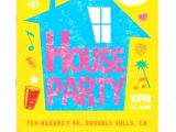 90s House Party Invitation Template 90s Party Invitation Template Like This Item 90s theme