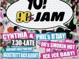 90s theme Party Invitations 80s Birthday Invitation totally Awesome 80s Retro Boom Box
