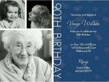 90th Birthday Party Invitations Templates Free 456 Best Celebrations Milestone Birthdays