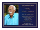 90th Birthday Party Invitations with Photo Personalized 90th Invitations