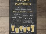 A Baby is Brewing Baby Shower Invitations Baby is Brewing Babyq Baby Shower Invitation Guy Friendly