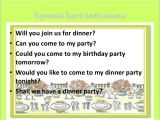 Accepting Birthday Invitation Accepting Invitation Birthday Party Choice Image