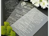 Acrylic Wedding Invitations with Box Alibaba Manufacturer Directory Suppliers Manufacturers