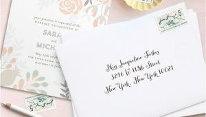Addressing Bridal Shower Invitations Bridal Shower Invitations Archives Happyinvitation