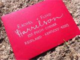 Addressing Wedding Invitations by Hand Calligraphy for Wedding Invitations Hand Lettered Envelopes