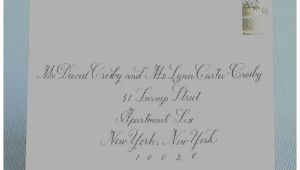 Addressing Wedding Invitations to A Family Designs How to Address Wedding Invitations A Family togeth