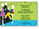 Adult Birthday Invitation Wording Adult Birthday Party Invitations – Gangcraft