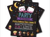 Adult Slumber Party Invitations 20 Pcs Lot Slumber Party Invitations Pajama Sleepover