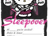 Adult Slumber Party Invitations 50 Beautiful Slumber Party Invitations Kitty Baby Love