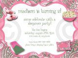 Adult Slumber Party Invitations Adult Pajama Party Invitations Home Party Ideas