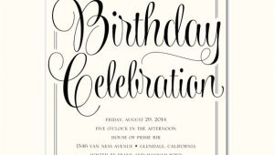 Adults Birthday Invitation Template 40 Adult Birthday Invitation Templates Psd Ai Word