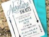 Adventure themed Baby Shower Invitations Cute Idea for Boy Baby Shower Invites Woodland or