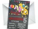 Adventure Time Party Invitation Template Adventure Time Party Invitation Template Adventure Time