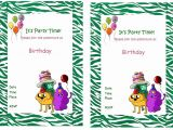 Adventure Time Party Invitation Template Printable Adventure Time Invitations Party Invitations Ideas