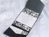 Affordable Pocket Wedding Invitations Classic Wedding Invitations Cheap Invites at