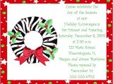 After Christmas Party Invitations after Christmas Party Invitations Oxsvitation Com