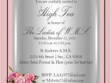 Afternoon Tea Party Invitation Ideas High Tea Invitation Creations by Leanette