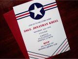 Air force Going Away Party Invitations Air force Retirement Invitations